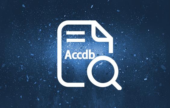 Accdb文件分析溯源