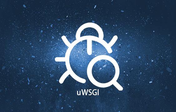 uWSGI 漏洞复现(CVE-2018-7490)